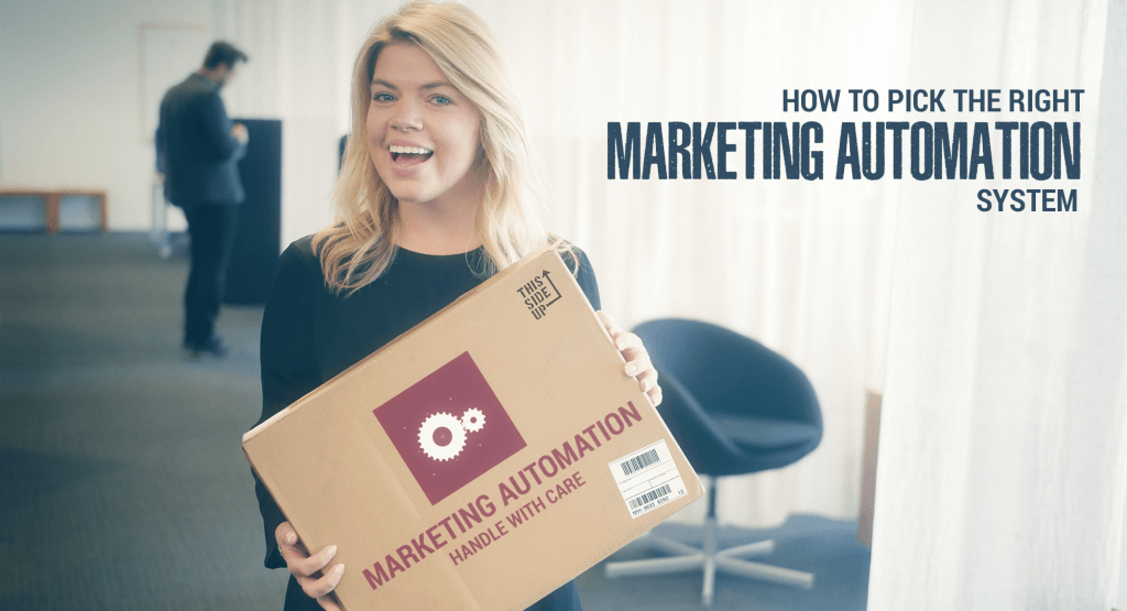 Which marketing automation system is the right one for me?