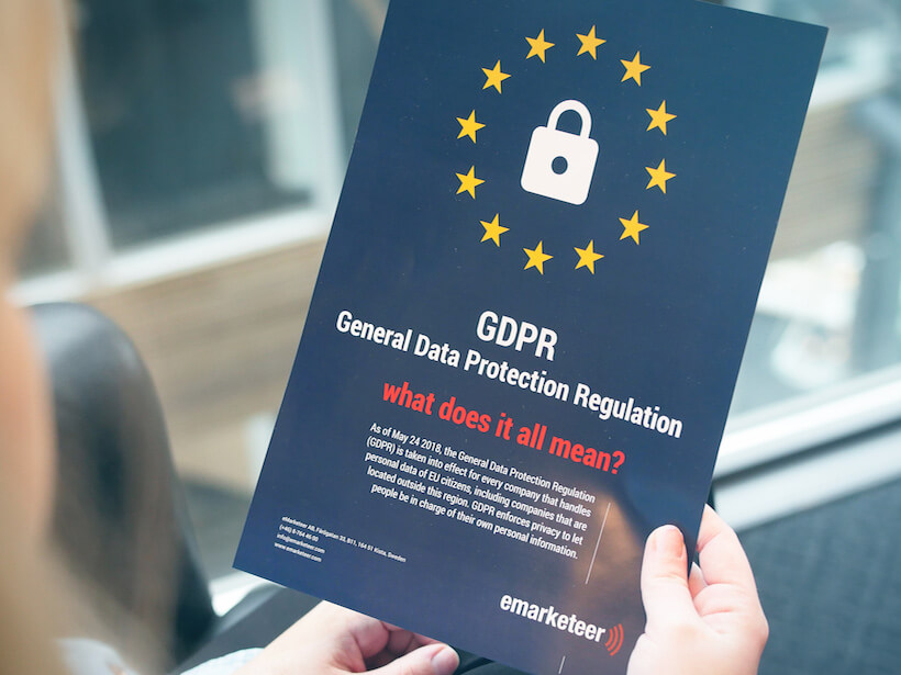 GDPR GUIDE – how should businesses prepare?