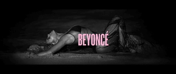 Beyonce Visual Album Cover Art / Columbia Records