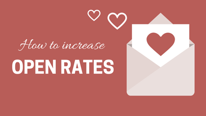 6 Tips to Increase Open Rates