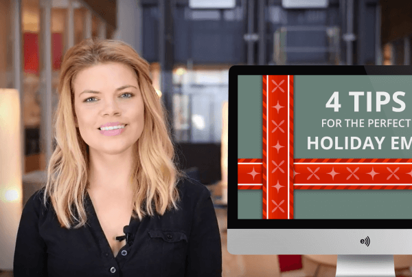 How to craft the perfect holiday email