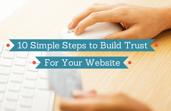 10 Ways to Build Trust for eCommerce Websites