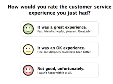 Basecamp customer satisfaction email