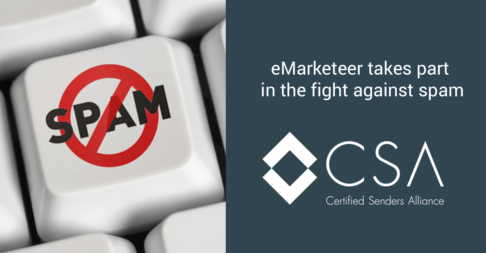 eMarketeer takes part in the fight against spam