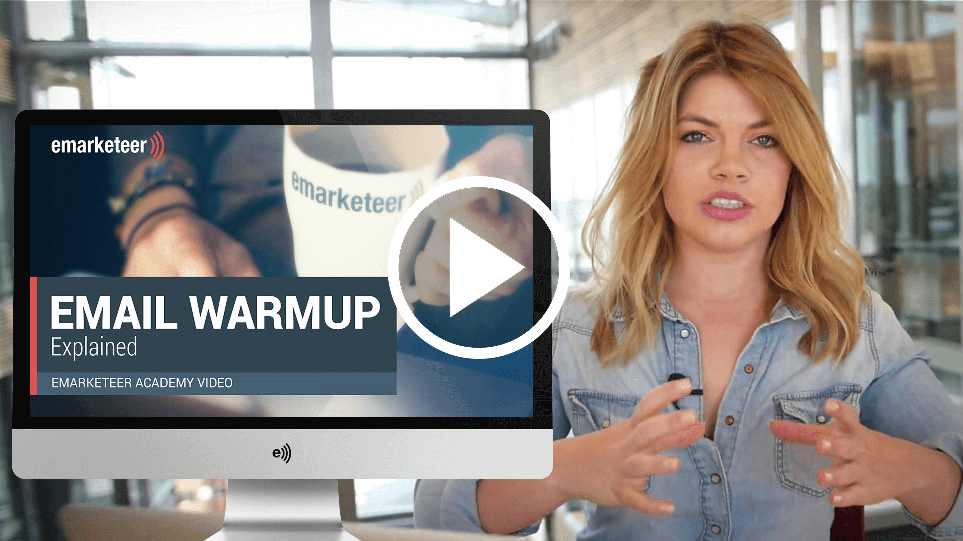 do an email warm up in order for your emails to reach the inbox
