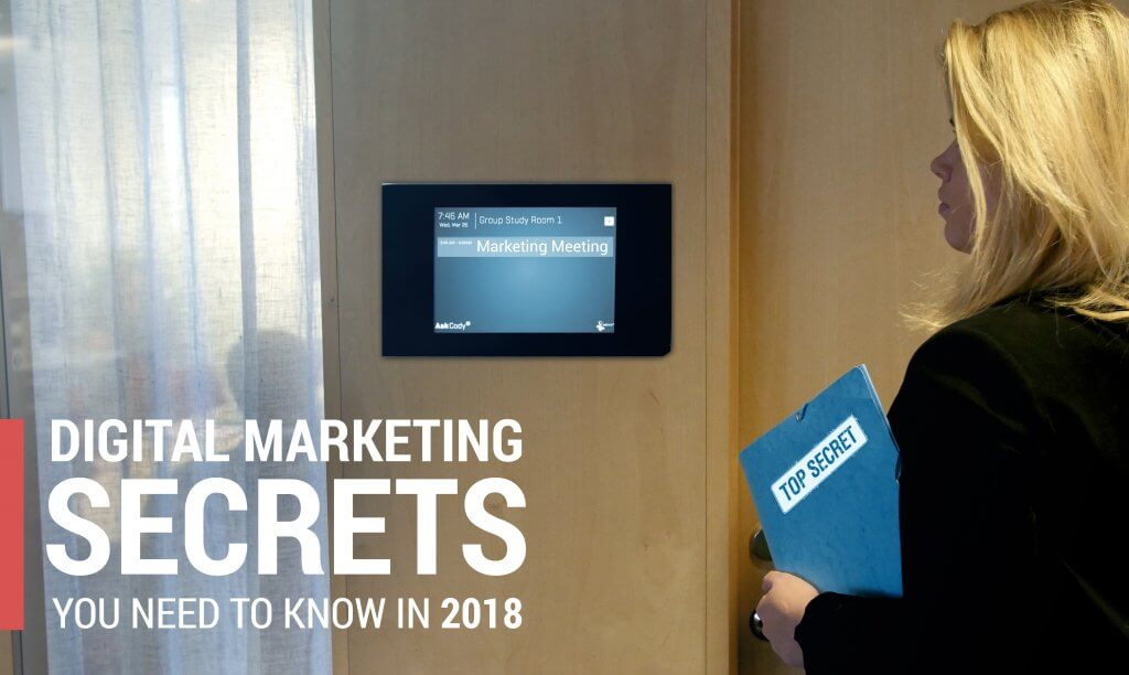 4 digital marketing secrets you must know this year