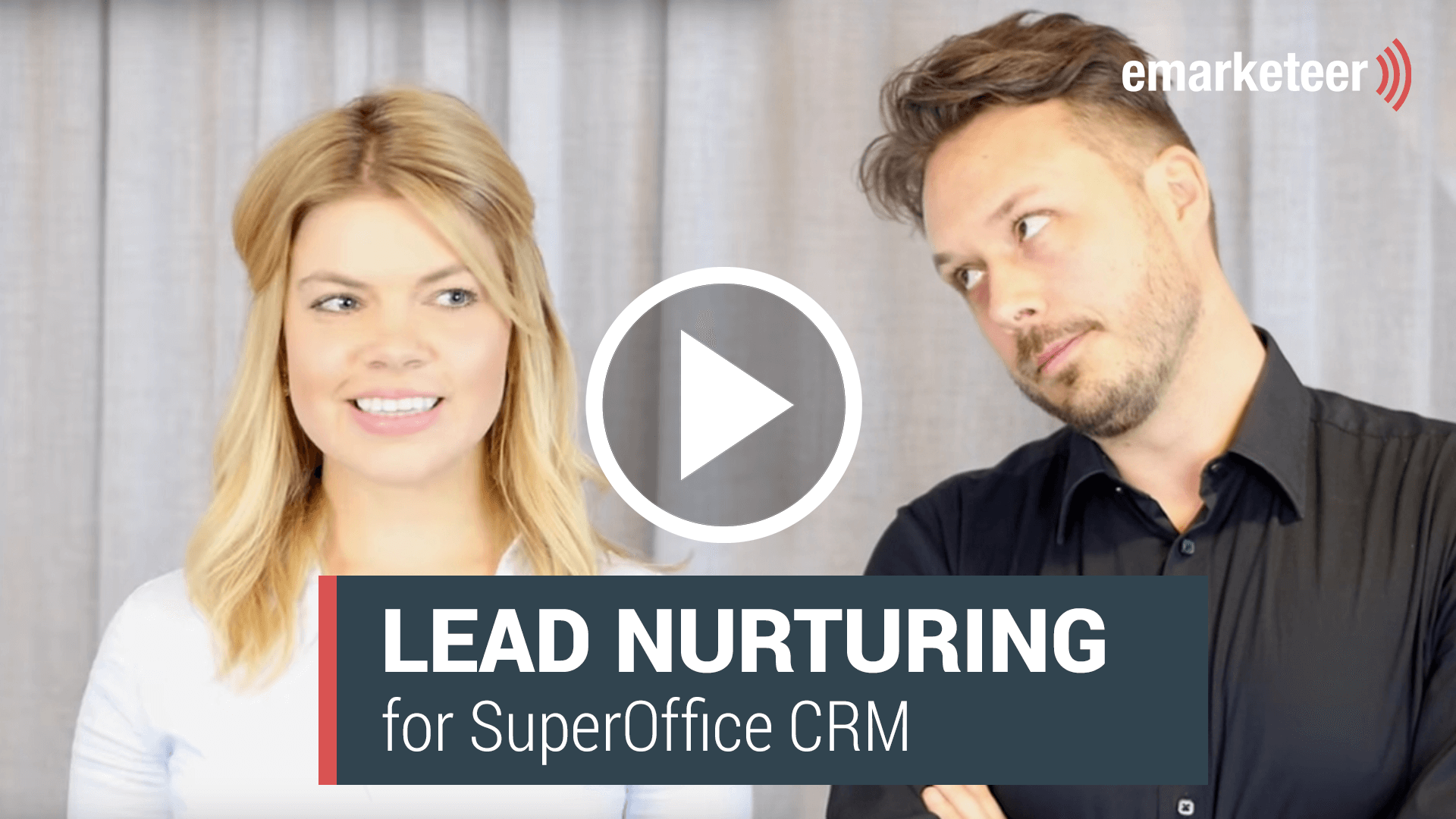 Smarter marketing with eMarketeer and SuperOffice